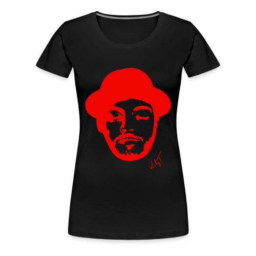 Kinky-T GirlyT - Frauen Premium T-Shirt