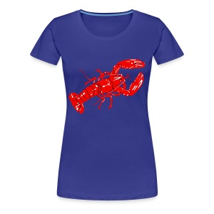 Flock Lobster - Women's Premium T-Shirt