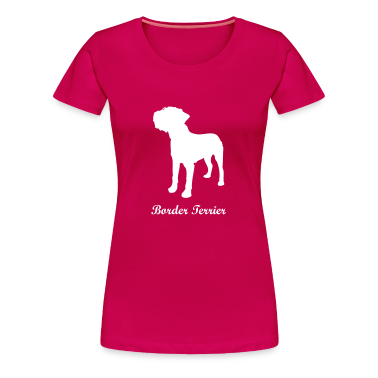 Border Terrier - Dog T-Shirts