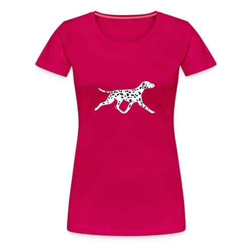 Dalmatiner - Frauen Premium T-Shirt