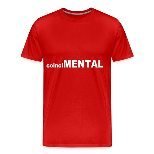 coinciMENTAL - Men's Premium T-Shirt