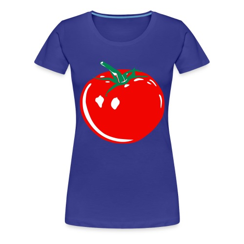 Flock Tomato - Women's Premium T-Shirt