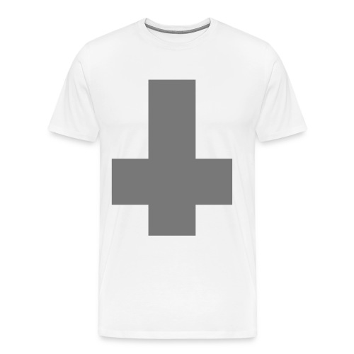 UNISEX oversize Anti-Christ Shirt - Men's Premium T-Shirt