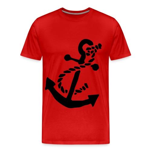 Anchor - Men's Premium T-Shirt