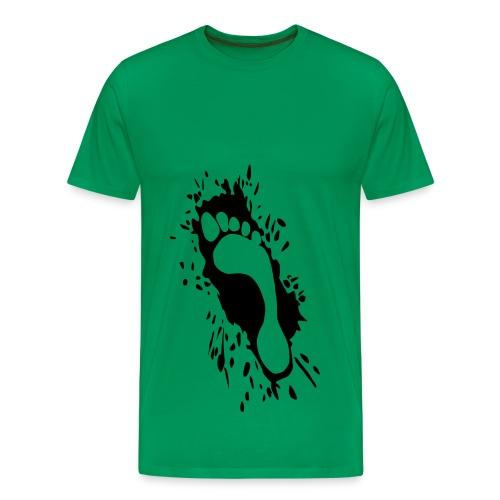 frosch-shirt - Männer Premium T-Shirt