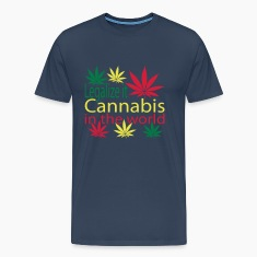 legalize it cannabis in the world T-shirt