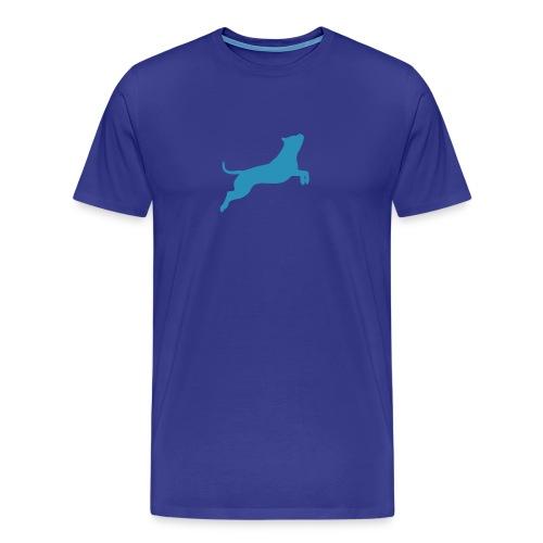 Im Sprung (Beth) - Männer Premium T-Shirt