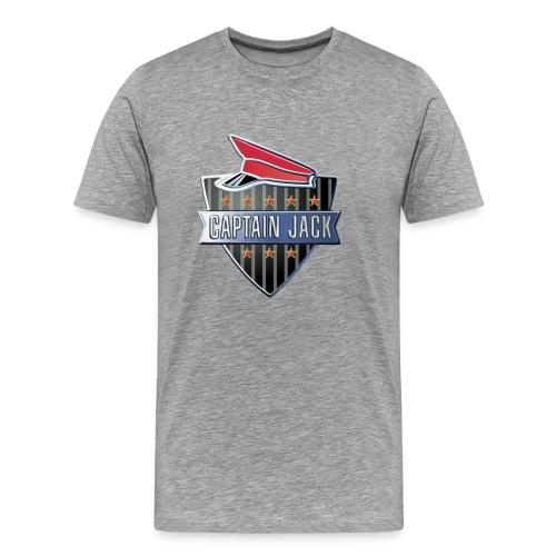 Captain Jack Logo Shirt - Männer Premium T-Shirt