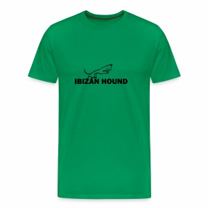 Podenco springt 2 - Männer Premium T-Shirt