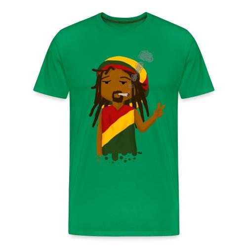 Rasta - Mannen Premium T-shirt