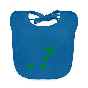 AND SO...? - Baby Organic Bib