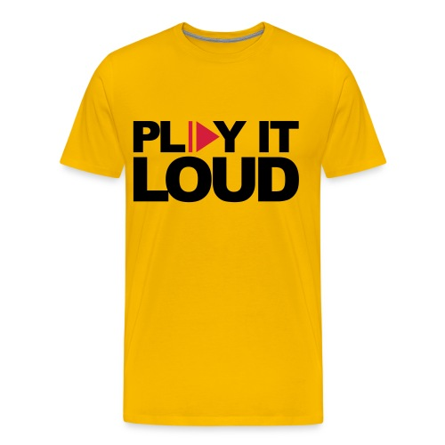 PLAY - Mannen Premium T-shirt