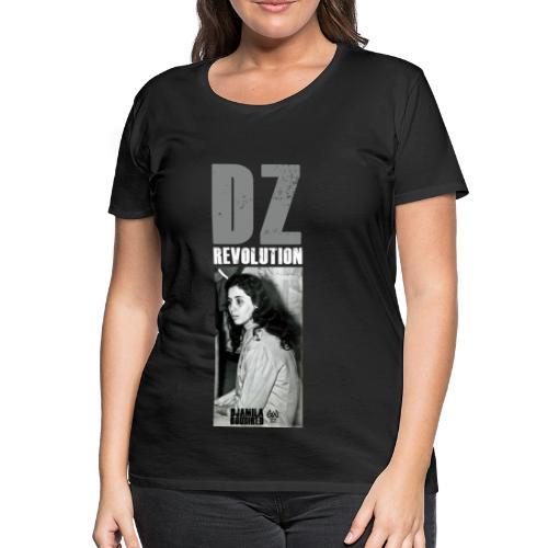 Djamila Bouhired - T-shirt Premium Femme