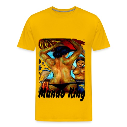 MundoKing1 - Männer Premium T-Shirt