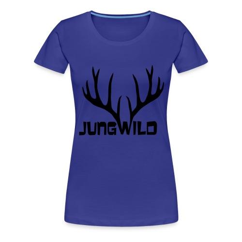 JungWild - Frauen Premium T-Shirt