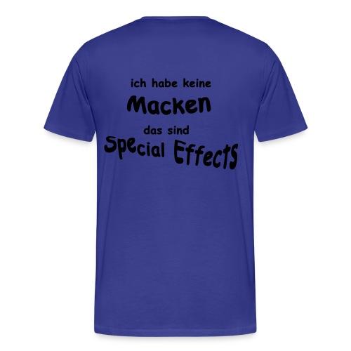 Macken - Männer Premium T-Shirt