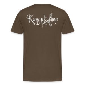 Ach du grüne 9 + Konopkafilme - Männer Premium T-Shirt