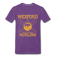 T-Shirts ~ Men's Premium T-Shirt ~ Wexford Hurling