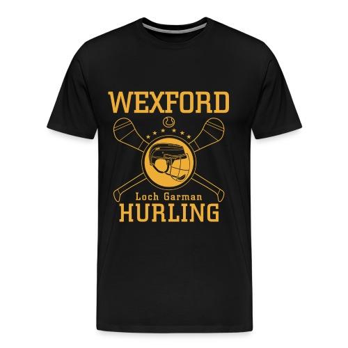 Wexford Hurling - Men's Premium T-Shirt