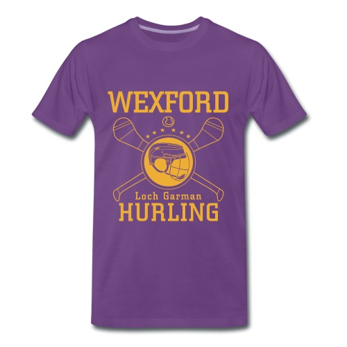 Wexford Hurling - Men's Premium T-Shirt