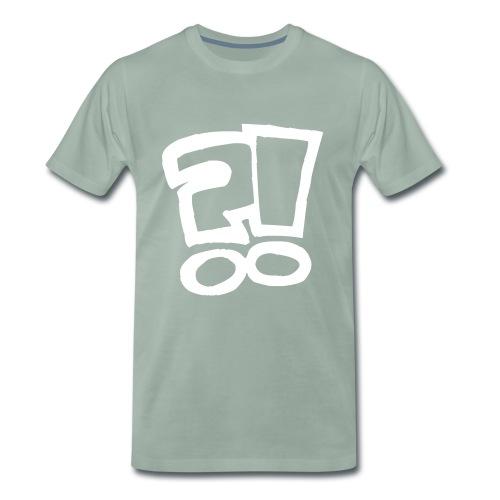 ?! - T-shirt Premium Homme