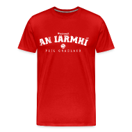 T-Shirts ~ Men's Premium T-Shirt ~ Westmeath Vintage Football
