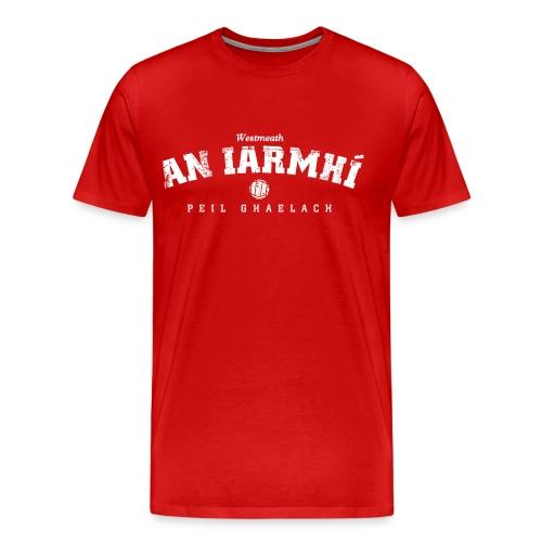 Westmeath Vintage Football - Men's Premium T-Shirt