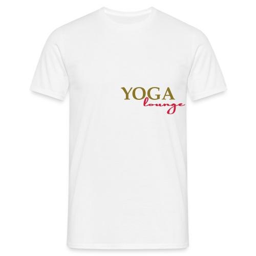 YOGAlounge - Männer T-Shirt