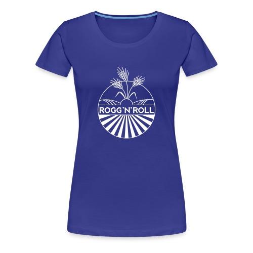 Rogg'n'Roll - Frauen Premium T-Shirt