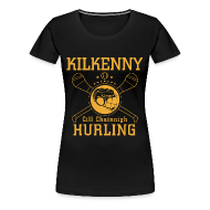 T-Shirts ~ Women's Premium T-Shirt ~ Killkenny Hurling