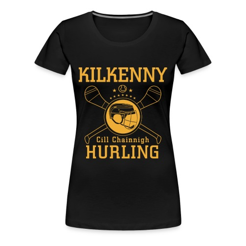 Killkenny Hurling - Women's Premium T-Shirt