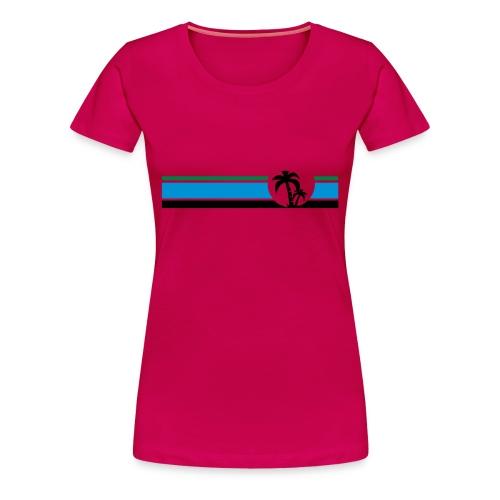 LAGUNA - Frauen Premium T-Shirt
