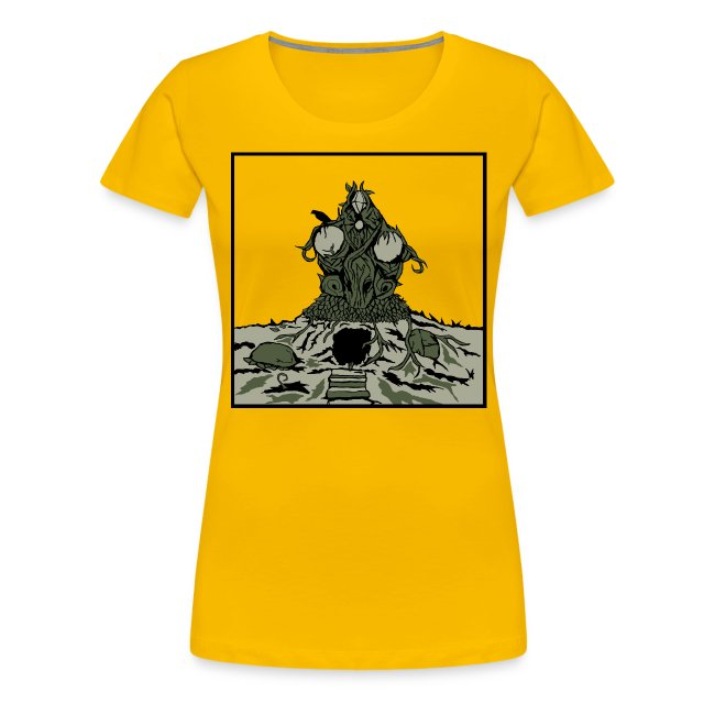 Tree of Ages Girlie Tee
