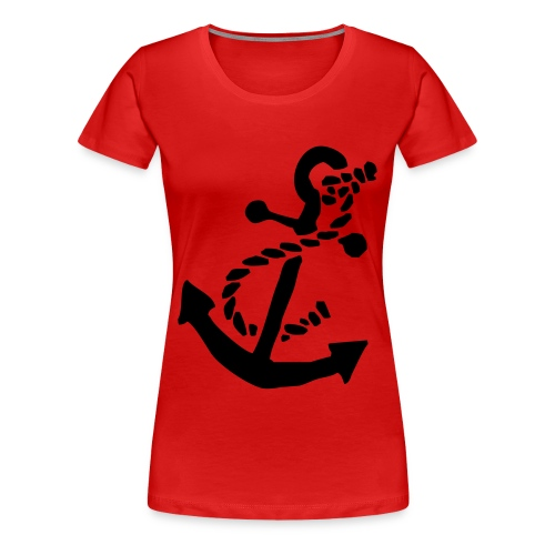 Girls Anchor - Women's Premium T-Shirt