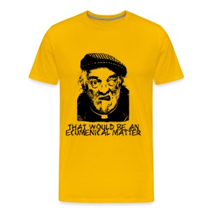 Father Jack - ECUMENICAL MATTER - Men's Premium T-Shirt