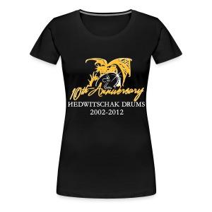 plus size women black - Women's Premium T-Shirt