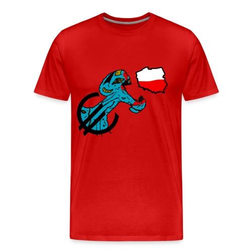 .euro - Koszulka męska Premium