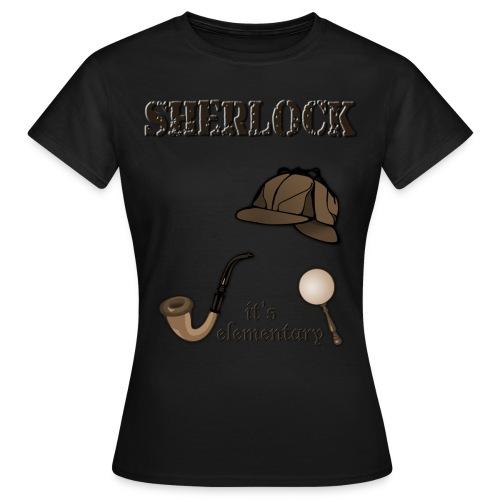 Sherlock (Women's Tee) - Women's T-Shirt