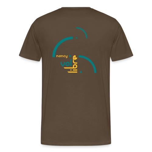 Meric fini - T-shirt Premium Homme