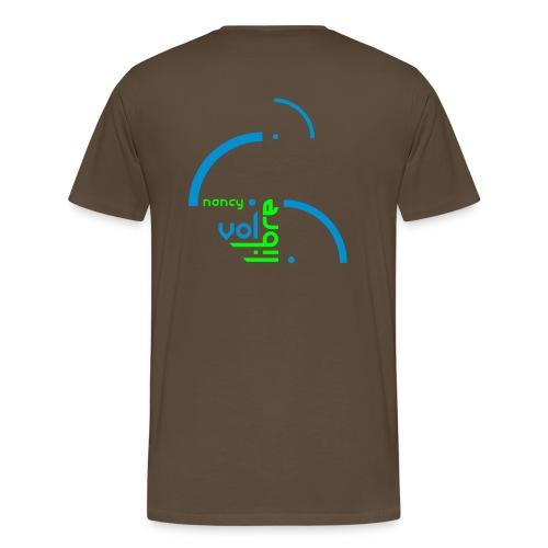 Kev1 fini - T-shirt Premium Homme
