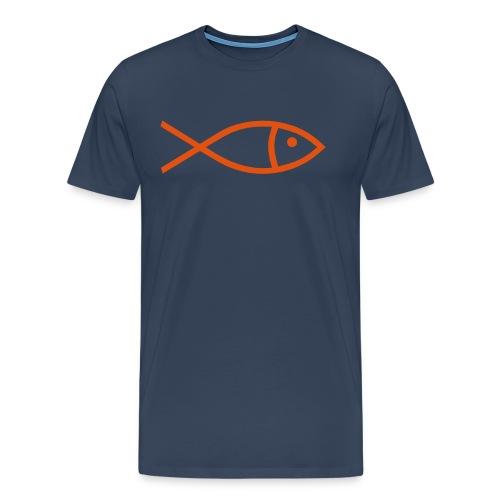 Vis - Mannen Premium T-shirt