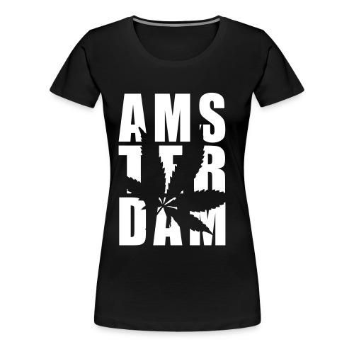 AmSterDam  - Women's Premium T-Shirt