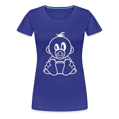 Vrouwen T-shirt Baby - Vrouwen Premium T-shirt