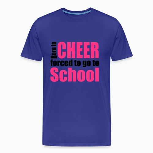 Shirt School Adult - Männer Premium T-Shirt