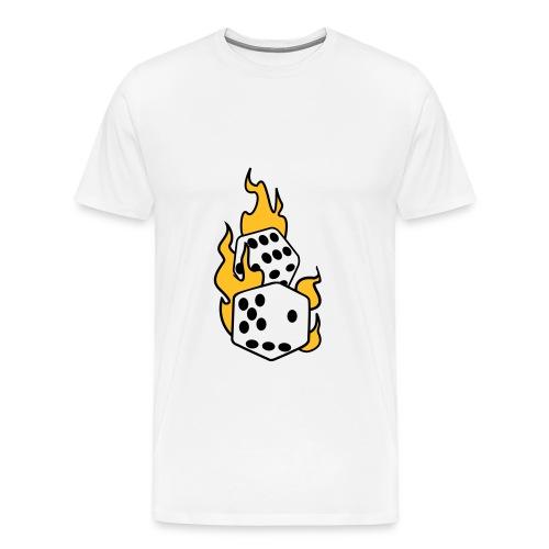 Jackpot Girl - Männer Premium T-Shirt