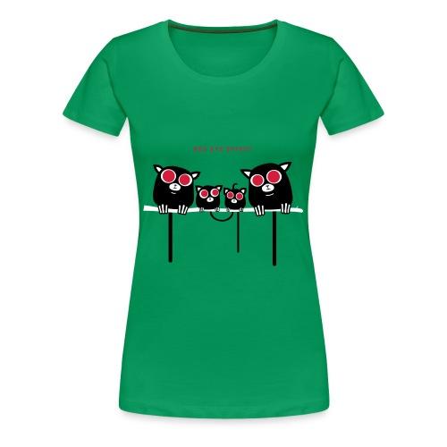 Maki 4 - Frauen Premium T-Shirt