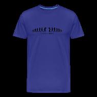 T-Shirts ~ Men's Premium T-Shirt ~ End of Evolution T-Shirt