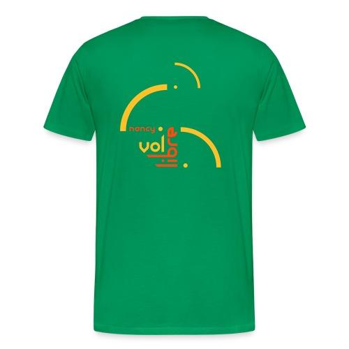 Kader fini - T-shirt Premium Homme