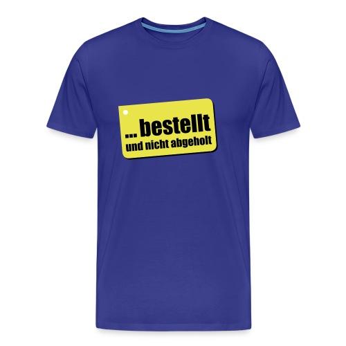 Falsche Bestellung? - Männer Premium T-Shirt