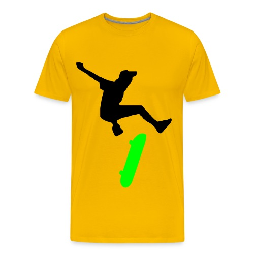 Skater T-shirt - Herr - Premium-T-shirt herr